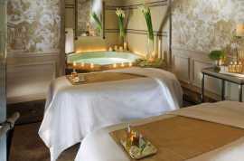 Le Spa de l'hôtel Four Seasons George V