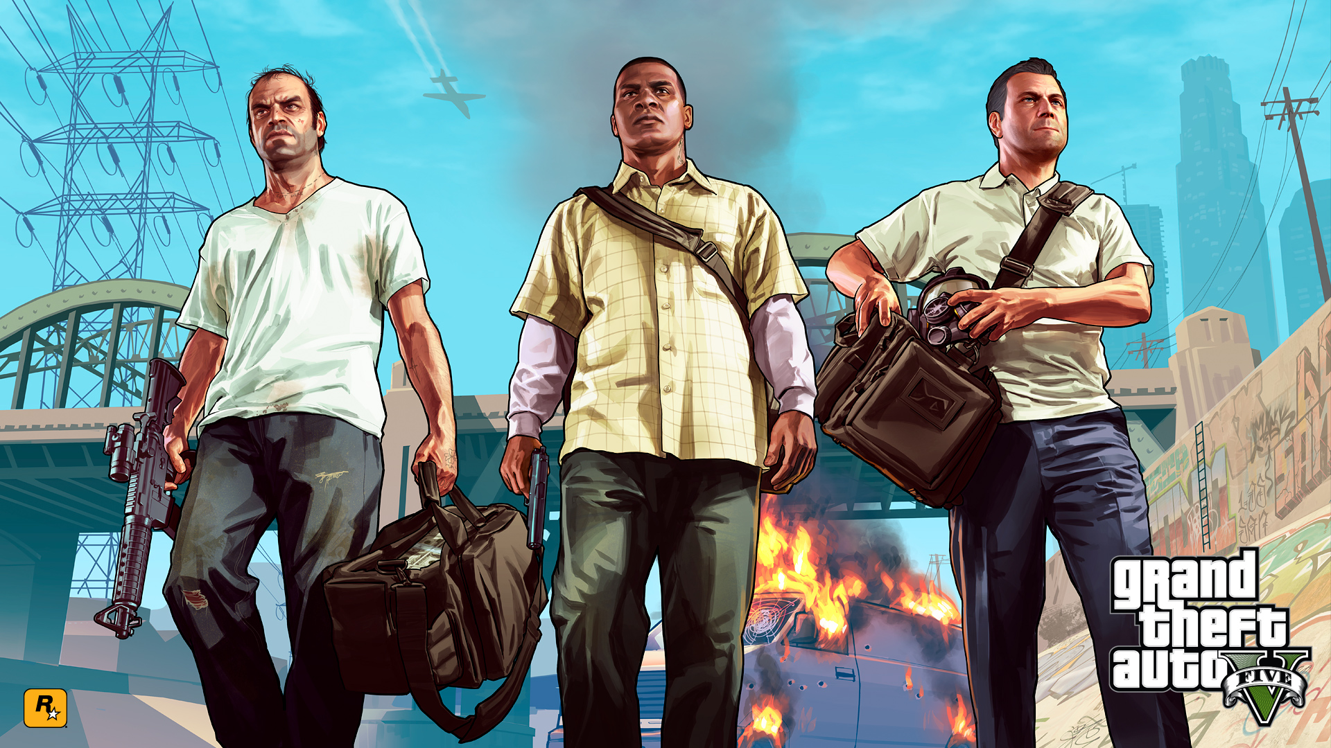 Les meilleurs jeux vidéos de l'année 2013