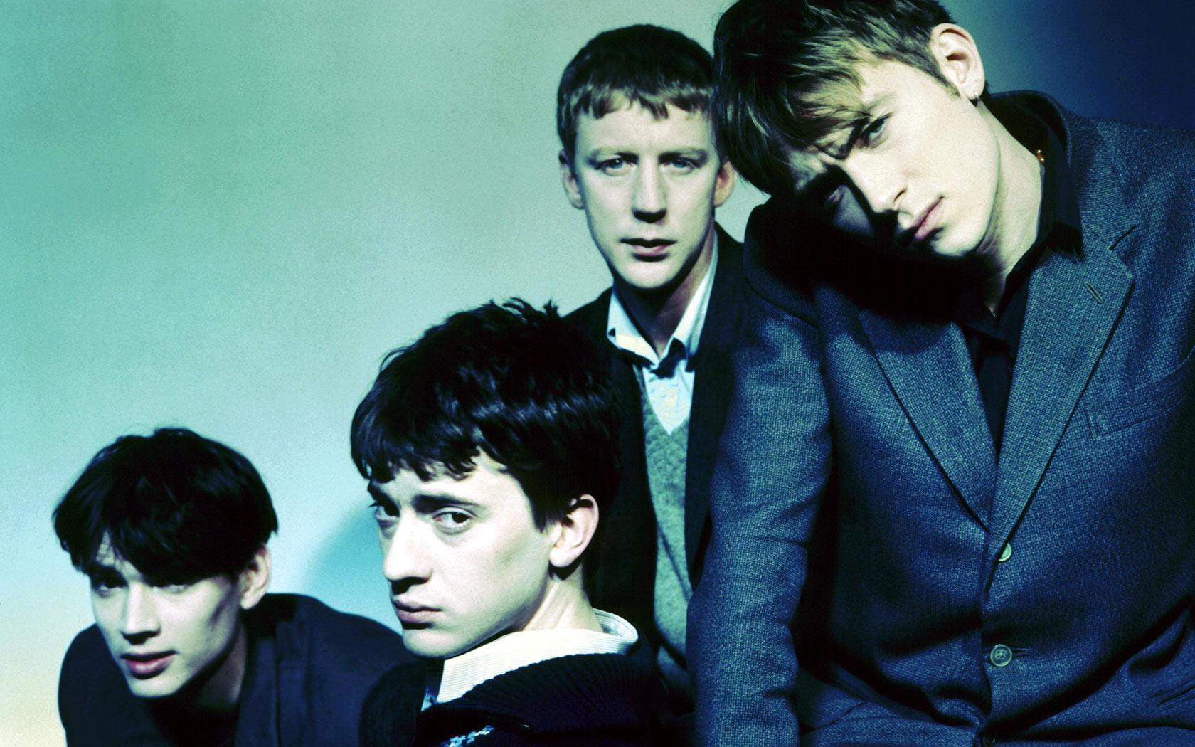 La discographie du groupe Blur