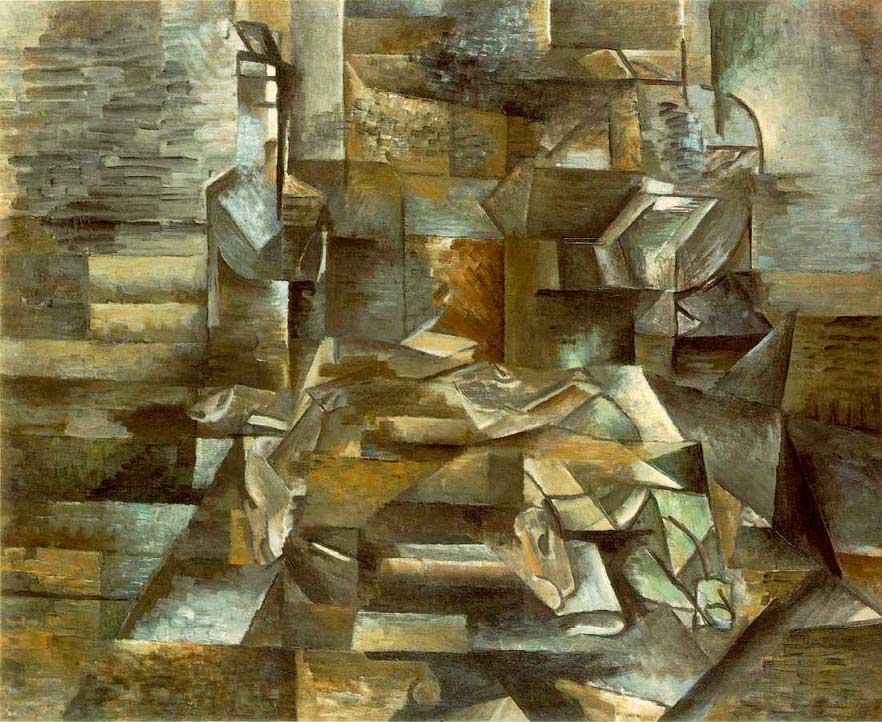 Les peintres cubistes français