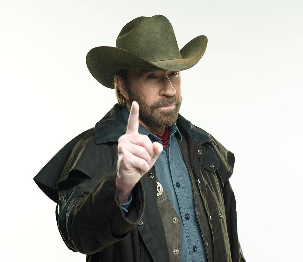Les meilleurs faits attribués à Chuck Norris