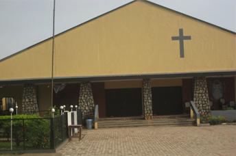Les cathédrales du Nigeria