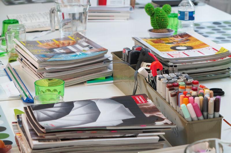 Les principaux magazines de décoration français