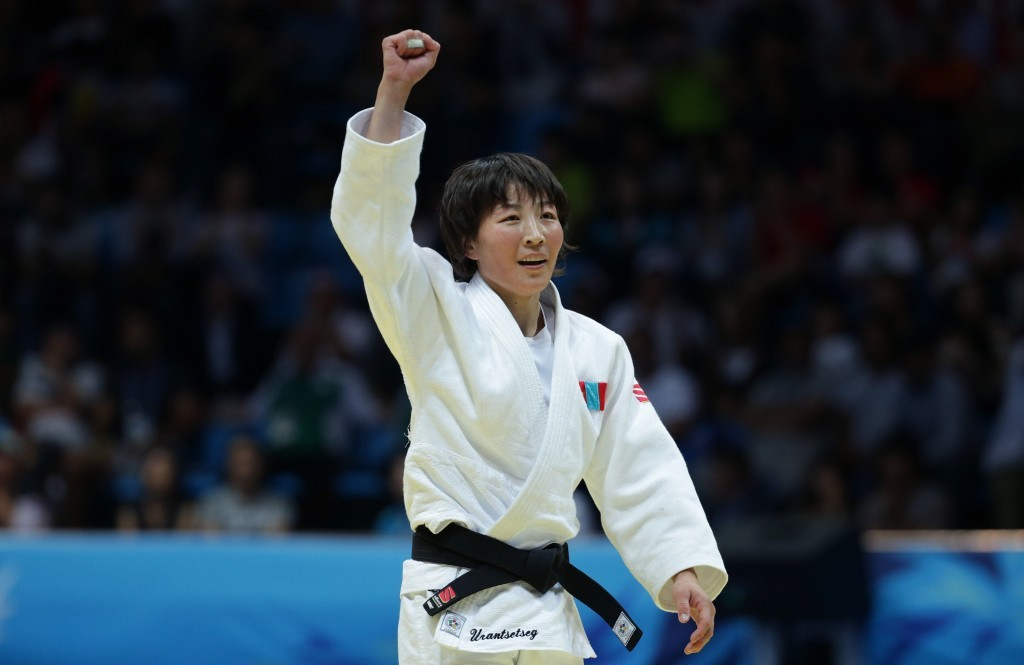 Les médaillées féminines aux Championnats du monde de judo : Poids Super Légers